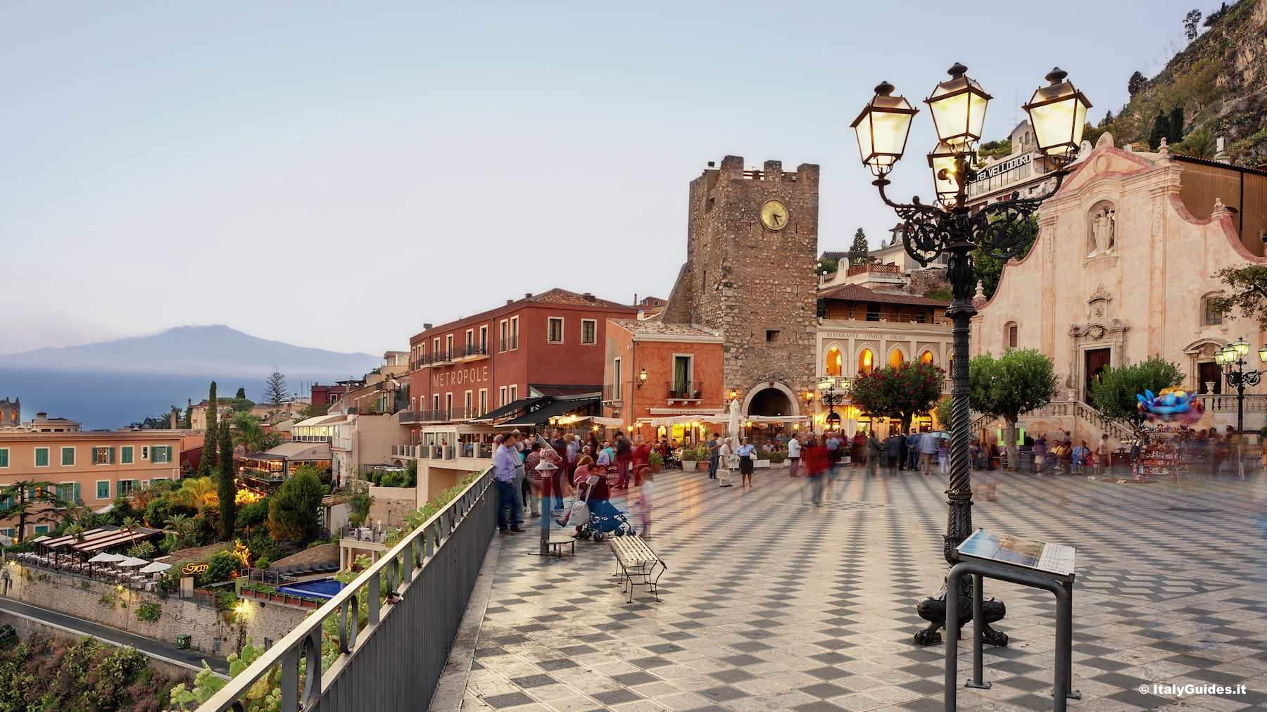 Gurmanski vodič kroz istočnu obalu Sicilije