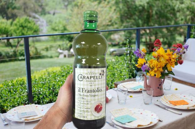 Carapelli il Frantolio – prijatelj vašeg zdravlja i lepote