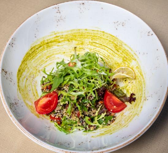 Zeleni miks sa Pronto Parmigiano Reggiano sirom